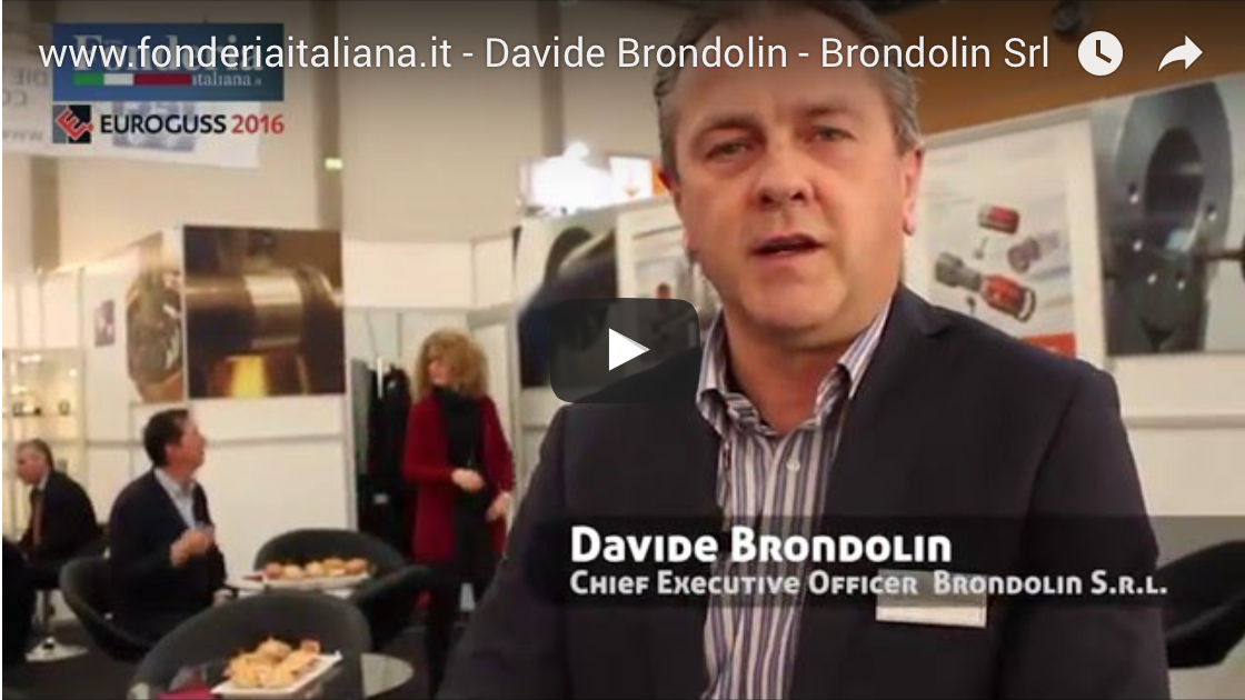 DAVIDE BRONDOLIN IN EUROGUSS 2016