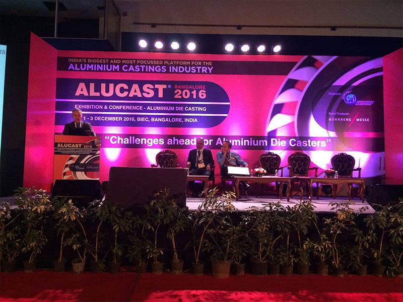 ALUCAST, Bangalore 2016